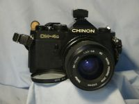 '      CM-4S + 35-70MM ' Chinon CM-4S Pentax K Fit SLR Camera £19.99